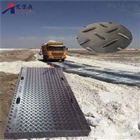 临时施工聚乙烯铺路垫板 抗压循环使用