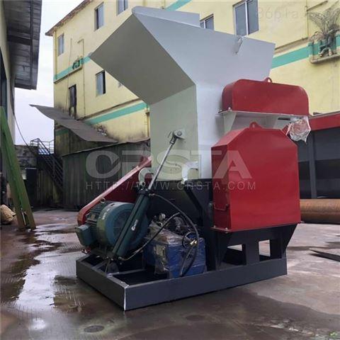 HDPE机油桶塑料处置粉碎机