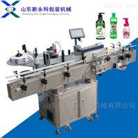 乳酸菌贴标机 饮料贴标生产线