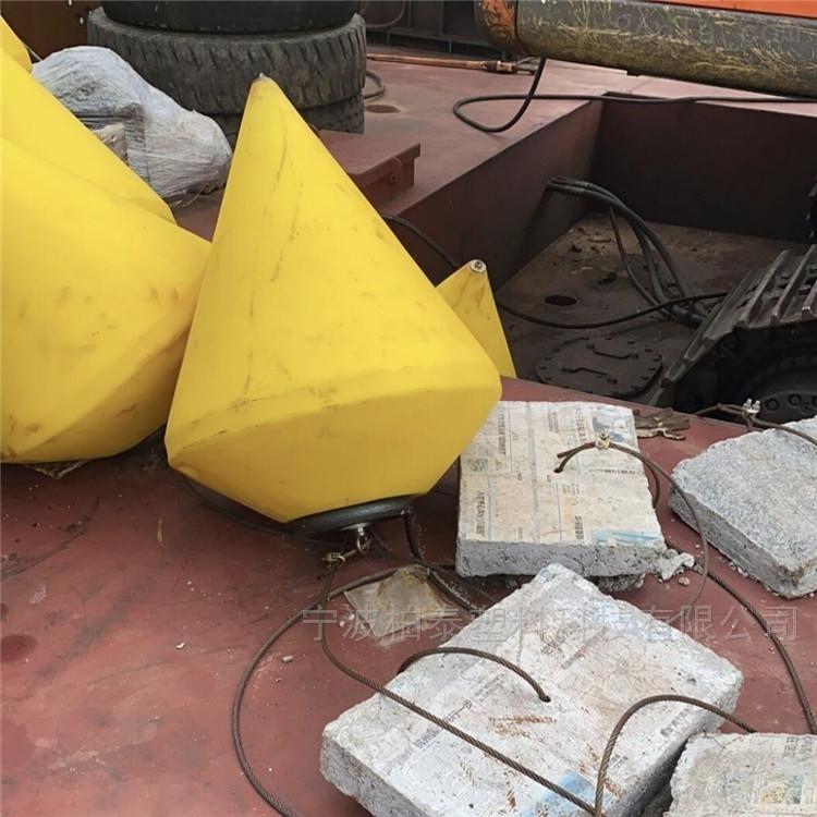 内湖警示浮筒700*900内河警示隔离船只浮标