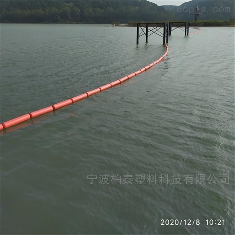 水上警示浮筒 海上抽沙清淤拦污浮筒
