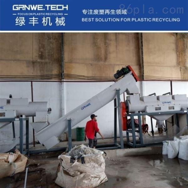 90膜破碎回收机器 工业95膜自动化清洗线