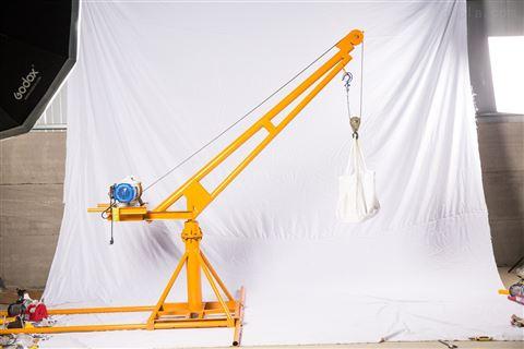 河北室外建筑吊运机-工地小型升降机价格