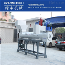 GWLRH-500PET瓶剥纸机 压缩瓶PVC标签分离机