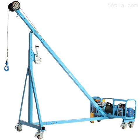 大玻璃吊机-高层楼房吊机-门窗专用吊机