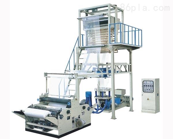 聚乙烯(PE)热收缩膜塑料吹膜机