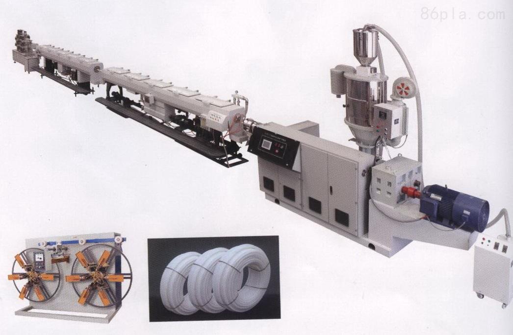PERT管材挤出生产线