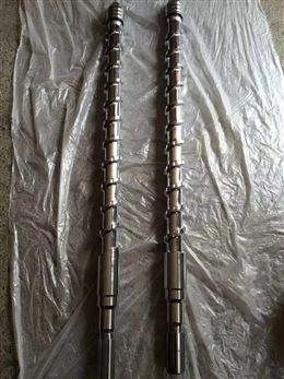 工业注塑双合金螺杆