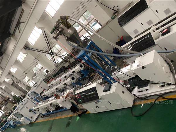 管材自动挤出生产线