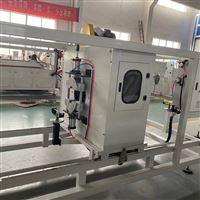 50-250塑料管材PVC PE环形行星切割机