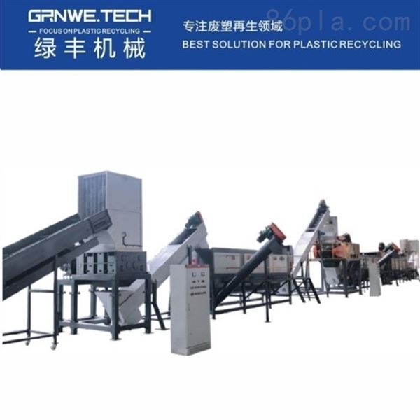 耐碱桶回收机器HDPE塑料酒桶资源化清洗线