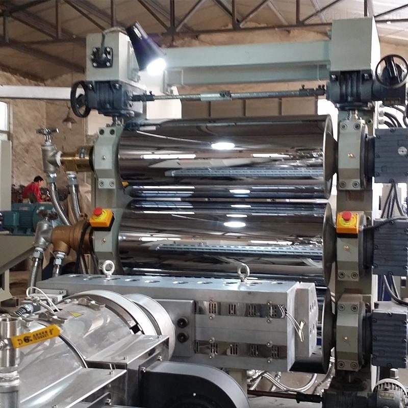 PVC板材片材生产线