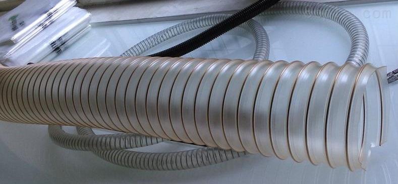 TPU风管、塑筋螺旋管生产线