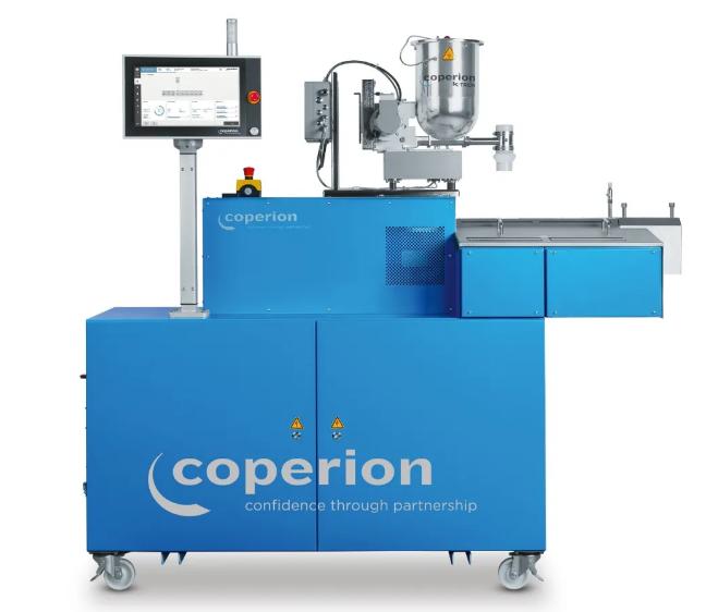科倍隆成功向比利時根特大學交付雙螺桿擠出機用于塑料的化學法回收