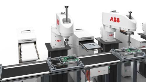 新品发布!IRB 920T 全新SCARA机器人闪亮登场!