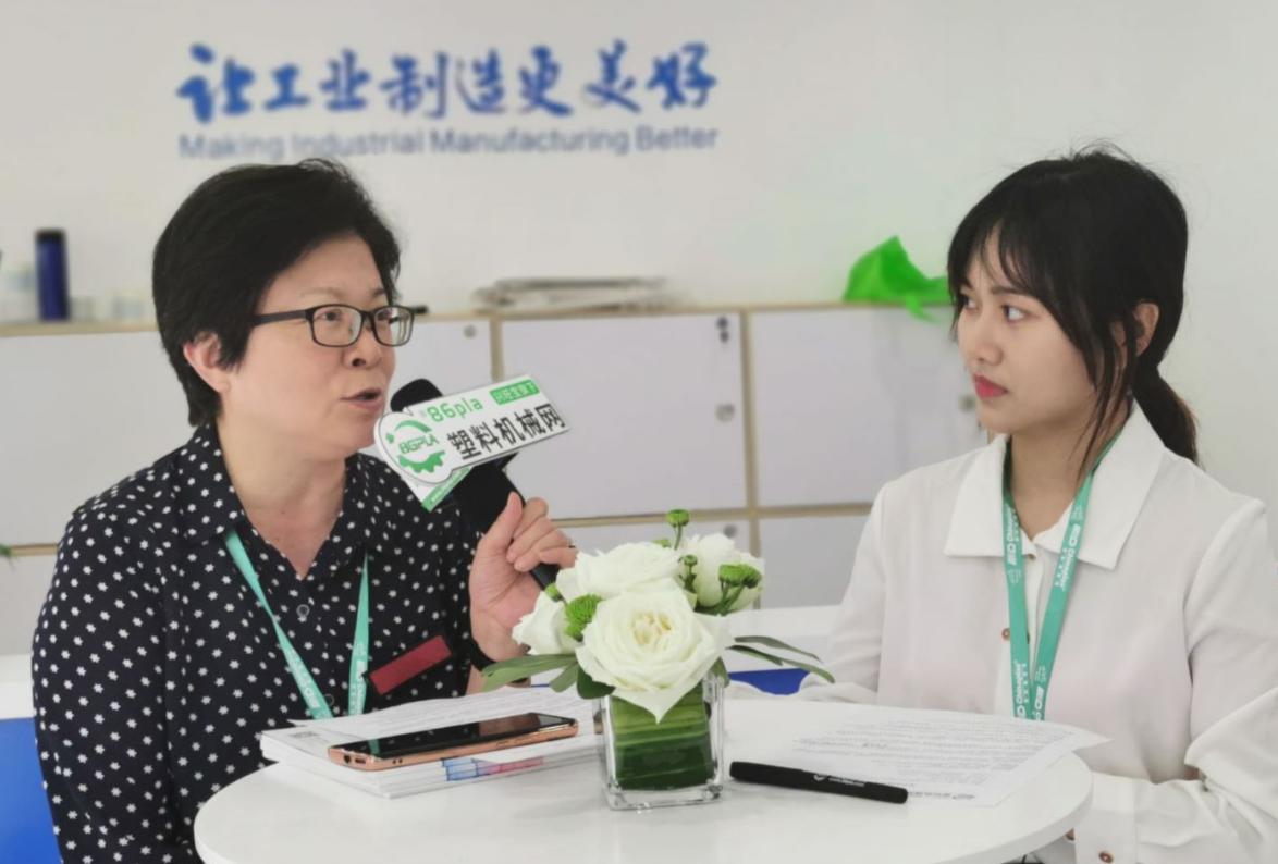 Chinaplas 2021:專訪廣東拓斯達科技股份有限公司注塑裝備事業部運營總經理戴培軍