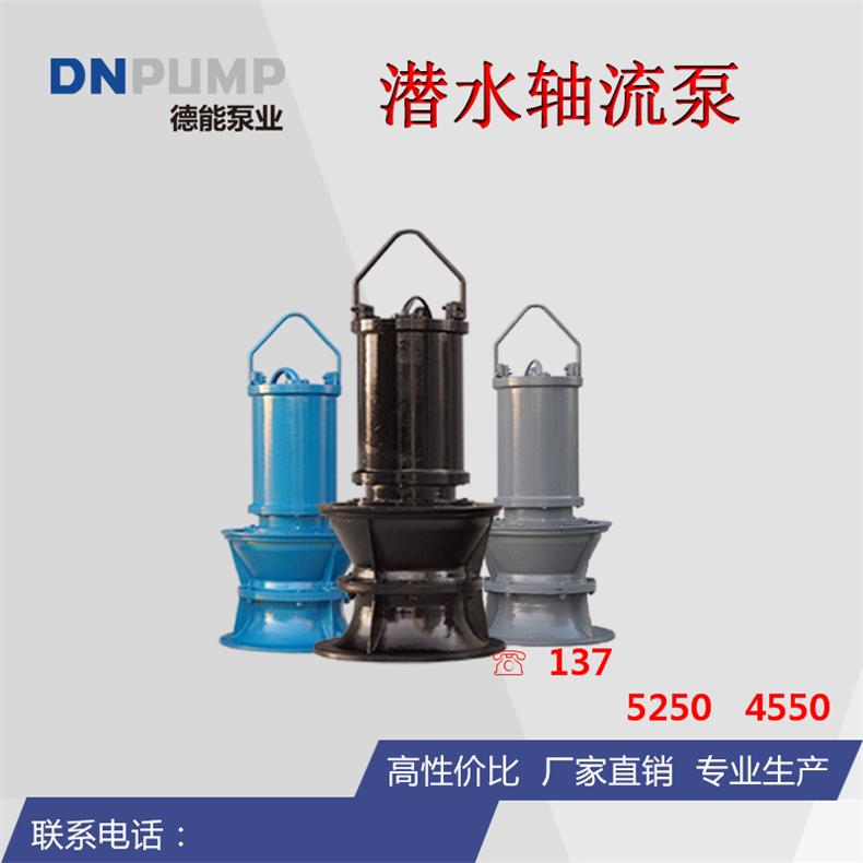 中吸式轴流泵